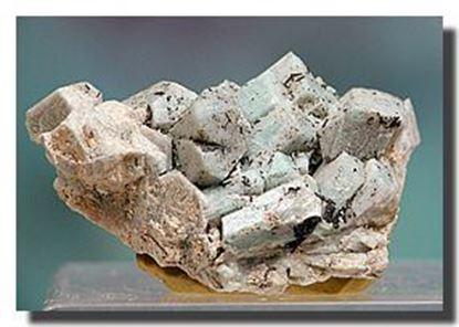 Rare Mineral Specimen Amazonite from Nevada