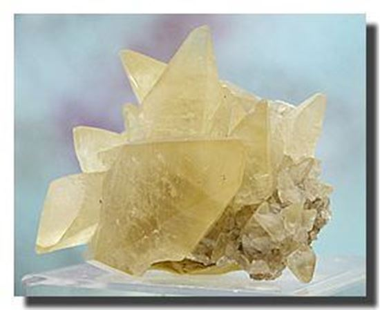 Dog Tooth Calcite Crystals