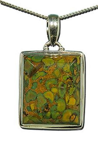 Picture for category Green & Yellow Jasper