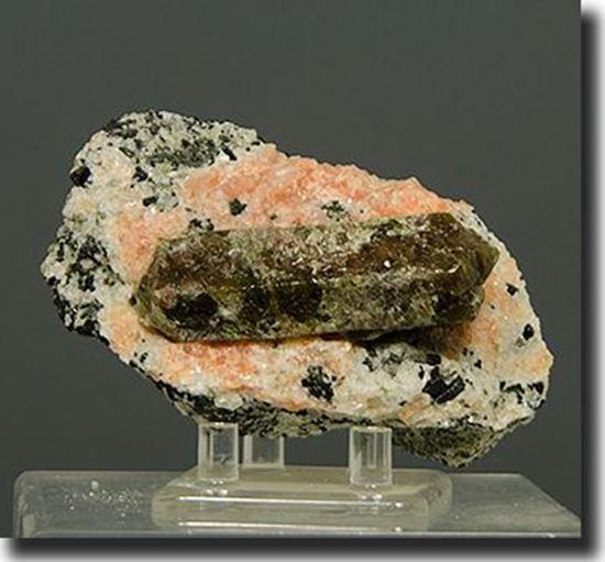 Canadian Apatite Mineral Specimen