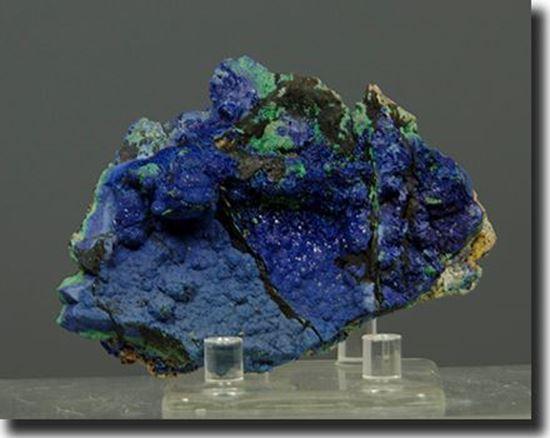 Azurite mineral Specimen