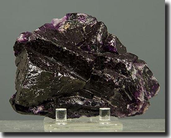 Fluorite mineral specimen
