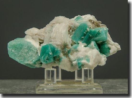 Rare Mineral Specimen Amazonite from Colorado