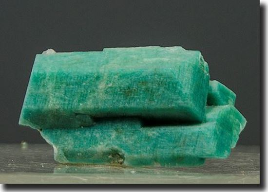 Mineral Specimen Amazonite Crystals Colorado