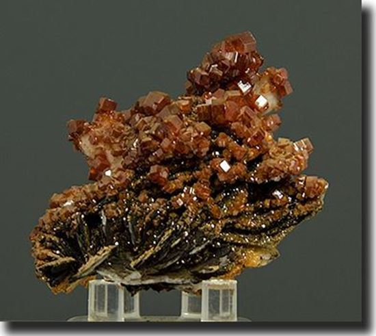 Mineral Specimen Vanadinite Morocco
