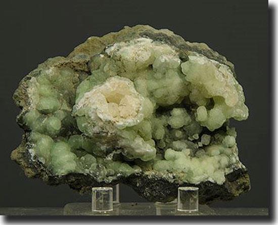 Prehnite Mineral Specimen from Connecticut