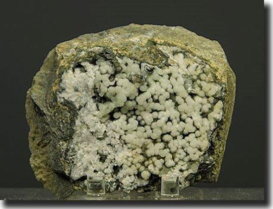 Prehnite Mineral Specimen from Connetticut