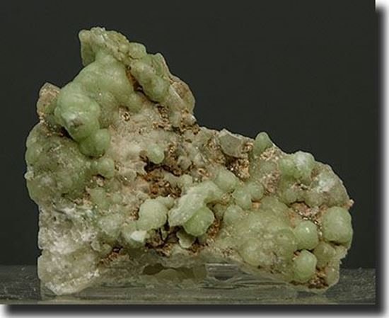 Prehnite Mineral Specimen from Connecticut