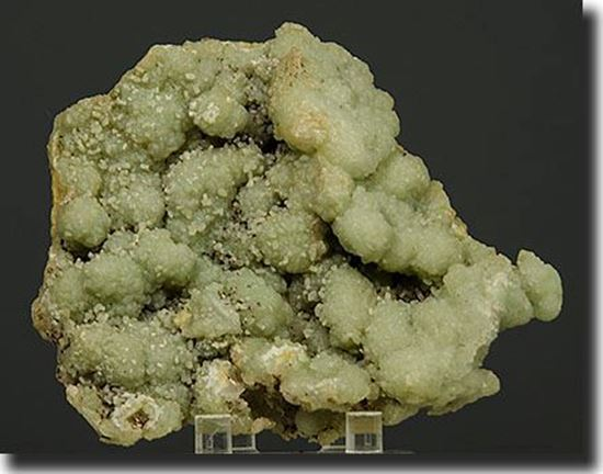 Prehnite Mineral Specimen from New Jersey