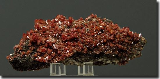 Vanadinite Mineral Specimen from Arizona