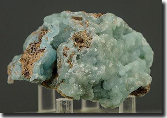 Blue Hemimorphite Mineral Specimen