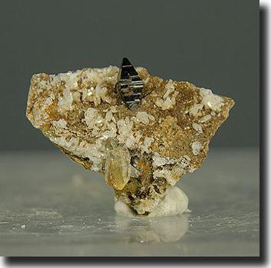 Quartz with Chlorite & Anatase