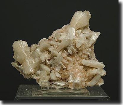 Stilbite Crystals