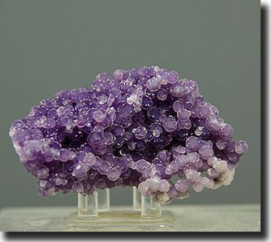 Purple Chalcedony Grape Agate
