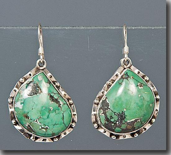 Tibetan Turquoise earrings