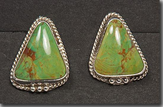 Harcross Turquoise Earrings
