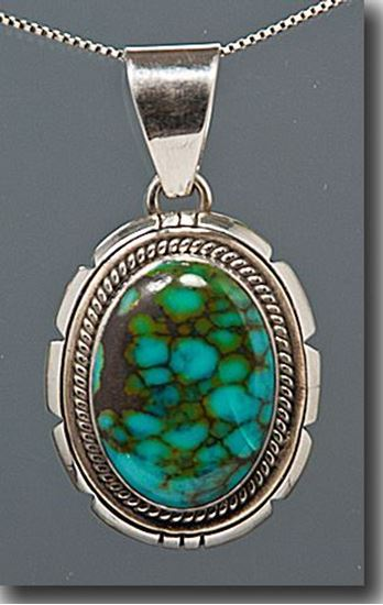Nevada Blue Pendant